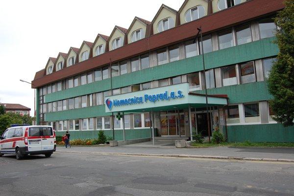 Popradská nemocnica dostane vyše 7 miliónov eur.