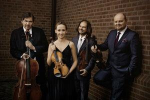 Szymanowski Quartet vystúpi v Nitre zajtra.