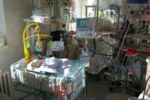 Na neonatológií.