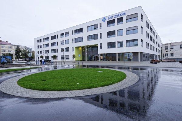 Nová nemocnica.