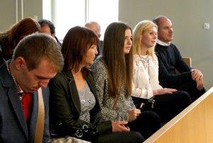 Rodina Jána Kubašiaka verí v spravodlivosť.