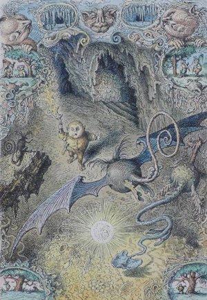 Jedno z diel Petra Kľúčika