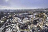 Výstavba národného štadióna v Bratislave napreduje