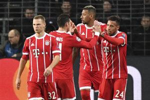 Bayern zápas v Anderlechte vyhral.