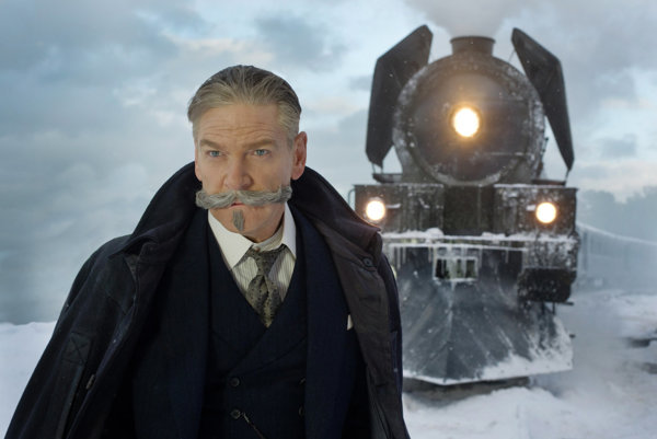 Kenneth Branagh ako nový Hercule Poirot.