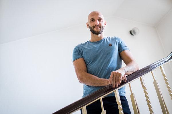 Michal Truban z Progresívneho Slovenska hovorí, že s ľuďmi v regiónoch komunikujú bez problémov a vedia si ich získať.
