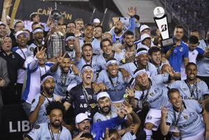 Futbalisti Gremia Porto Alegre sa stali víťazmi Pohára osloboditeľov.