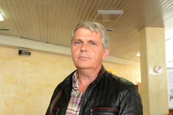 Odborár Ivan Horváth.