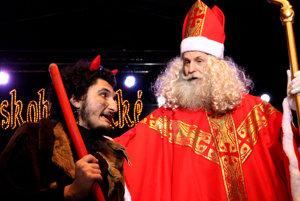 Aj do Krupiny zavíta 6. decembra Mikuláš. Ilustračné foto.