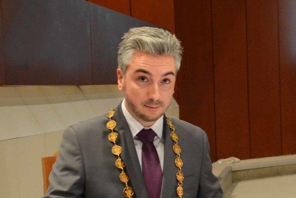 """Rastislav Trnka navrhol nové ocenenie """"čestné občianstvo kraja""""."""