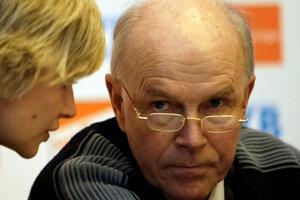 Šéf IBU Anders Besseberg.