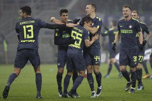 Inter sa s outsiderom natrápil.