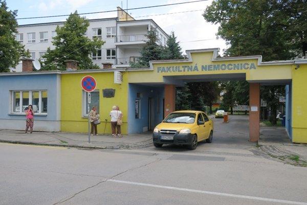 Trnavská nemocnica.