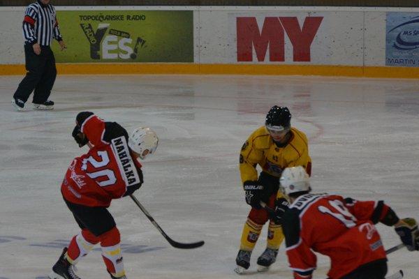 Hokejisti v dnešnom zápase privítajú Považskú Bystricu.
