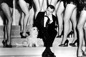 Frank Sinatra, 12. december 1915 – 14. máj 1998.