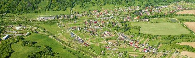 Obec Ulič.
