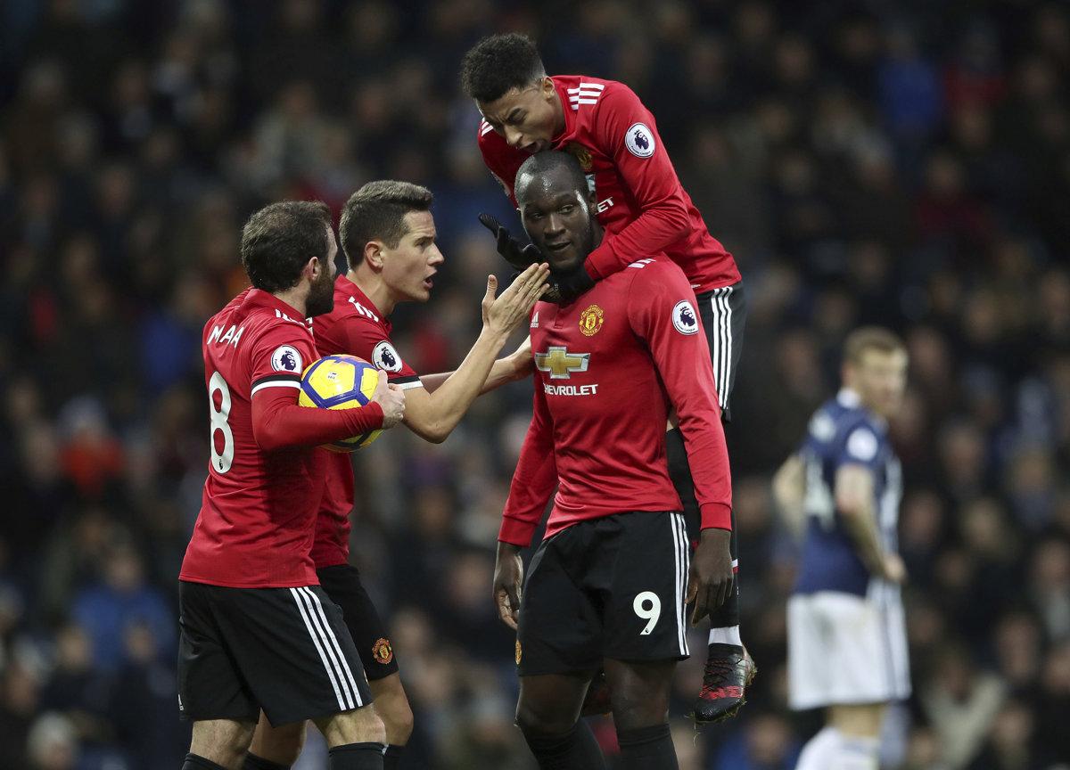 0f2f6370fb Manchester United najhodnotnejší klub v Európe - 2018 - Šport SME