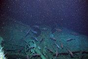 Vrak ponorky AE1.