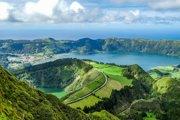 Azorské ostrovy, Portugalsko.