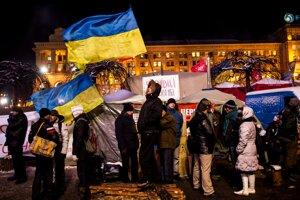 Vstup cudzích vojsk na územie Ukrajiny bez mandátu príslušnej medzinárodnej organizácie je porušením medzinárodného práva. Zhodli sa na tom traja najvyšší slovenskí ústavní činitelia - prezident Ivan Gašparovič, predseda Národnej rady Pavol Paška a premiér Robert Fico.