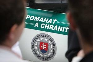 Opitý vodič ďaleko neodišiel, po pol kilometri ho chytili policajti.