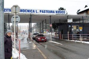 Univerzitná nemocnica L. Pasteura. V decembri sa jej zamestnanci mohli zregenerovať za 100-eurový príspevok.