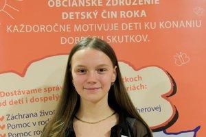 Katarína Viziová.