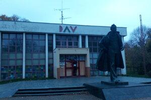 Budova DAV-u