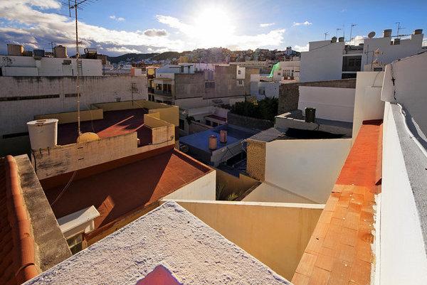 Vegueta je jedna z najstarších štvrtí Las Palmas de Gran Canaria.