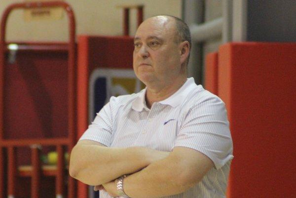 Tréner žiarskych basketbalistov má v cieľoch jasno.