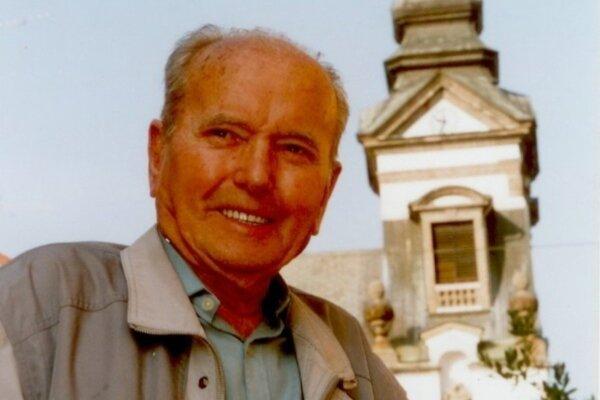 Zosnulý Štefan Gürtler.
