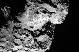Kométa 67/P Čurjumov-Gerasimenko