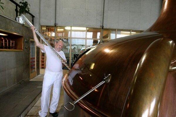 Pivovar v Banskej Bystrici nám opäť urobil dobré meno.