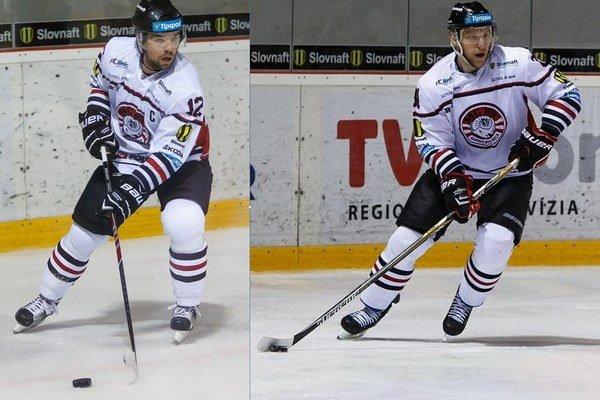 Michal Hudec a Lukáš Handlovský sa rozlúčili s banskobystrickými dresmi.