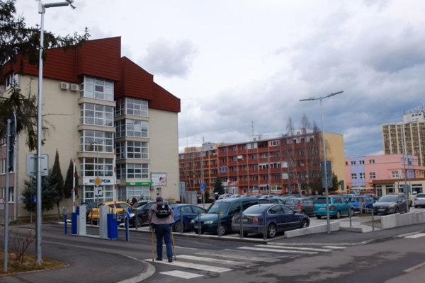Nemocnica Žiar nad Hronom.