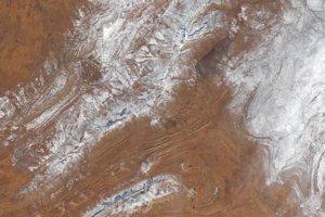 Sneh na Sahare.