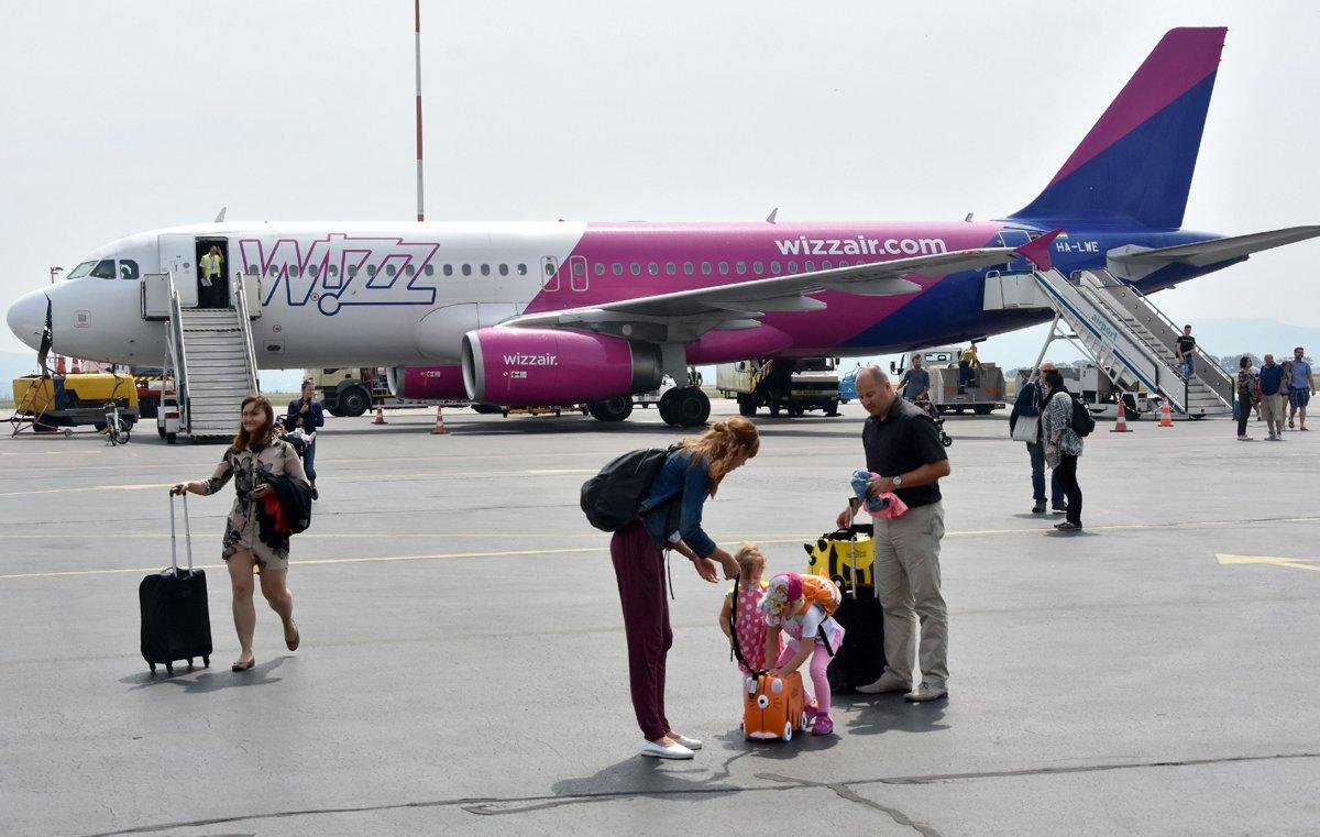 5698bb959521 Wizz Air otvorí z Viedne nové linky - Ekonomika SME