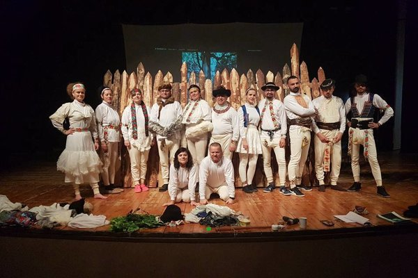 Predstavenie Svatojánské drímoty bolo vypredané.