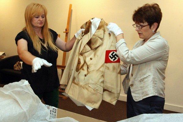 Na výstave budú okrem nemeckých exponátov aj osobné veci sovietskych generálov.