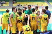 Hráči ŠBK Junior Levice U14 nazbierali na turnaji množstvo skúseností.