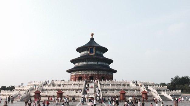 Sieň modlitieb za dobrú úrodu, Peking, Čína