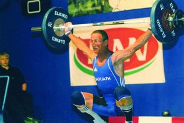 Igor Gurský, deväťnásobný šampión.