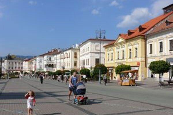 Na námestí vystúpi detský folklórny súbor Matičiarik.