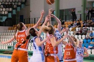 Basketbalistky Nitry vo štvrťfinále SP nestačili na Ružomberok.