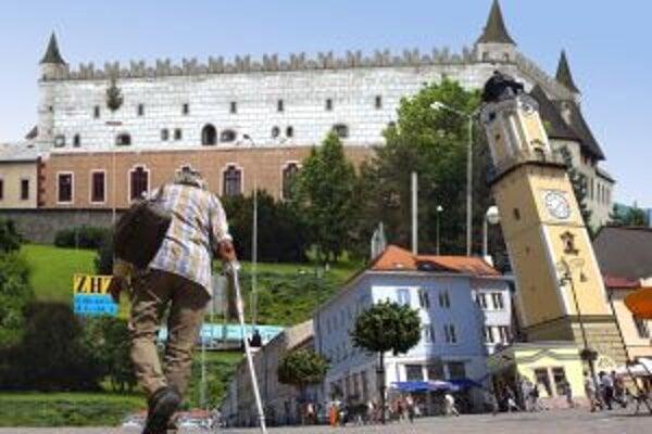 O projekte metropolitného centra medzi Banskou Bystricou a Zvolenom sa hovorí dlhé roky.