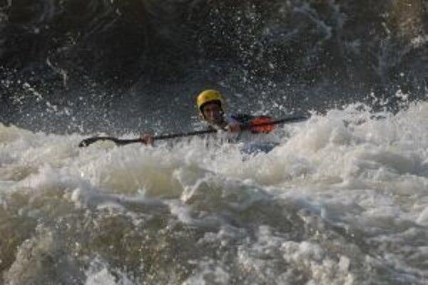 Otto Vincze je známy nielen ako výborný horolezec, ale aj vodák