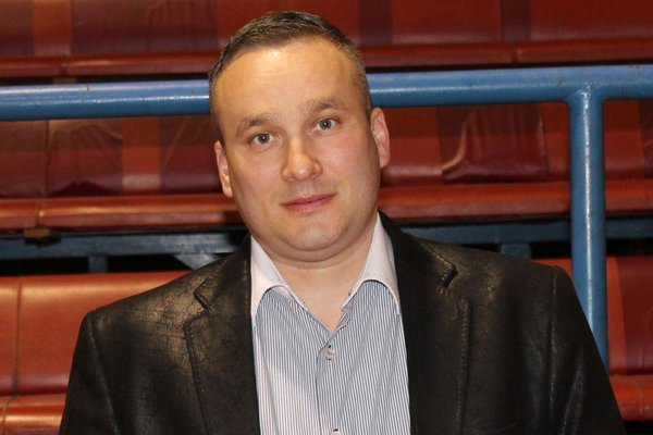Prezident klubu Stanislav Soroka.
