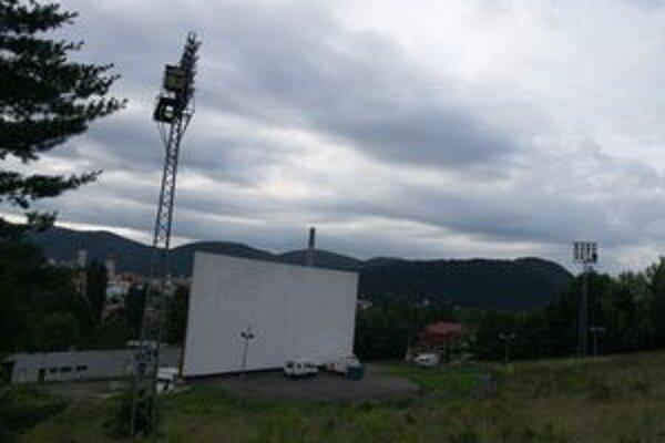 Banskobystrický amfiteáter.