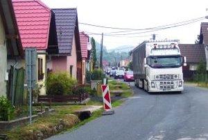 Cez Nemeckú prejdú denne stovky áut.