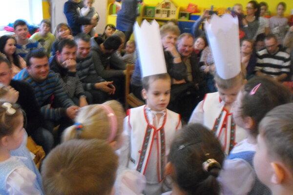 Koncert sa páčil deťom aj dospelým.
